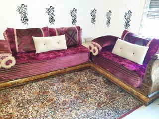 salón marroqui