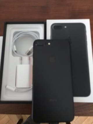 iPhone 7 Plus negro mate 32gb