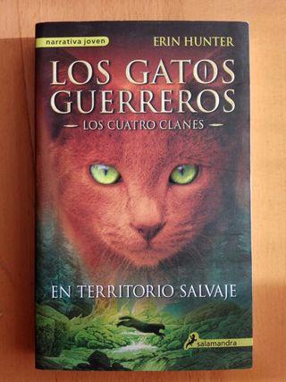 Los gatos guerreros, Los cuatro clanes