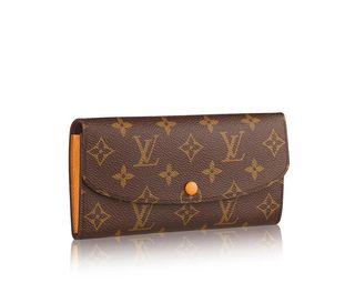 Louis Vuitton - auténtico EMILIE wallet