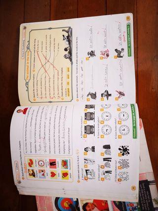 libros de texto de inglés cuarto de primaria