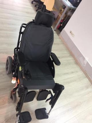 silla de ruedas electrica invacare tiger