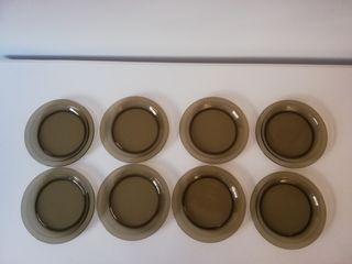 26 Platos + fuente vereco