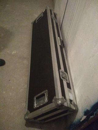 hardcase piano eléctrico 88 teclas