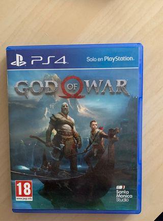 God Of War Ps4 Segunda Mano En Palma De Mallorca En Wallapop