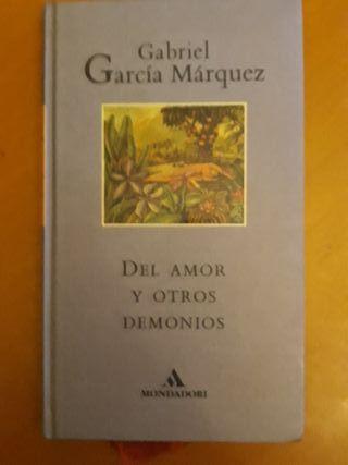 Del amor y otros demonios, Gabriel García Márquez