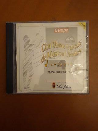 'Cien obras únicas de música clásica', Vol. 4