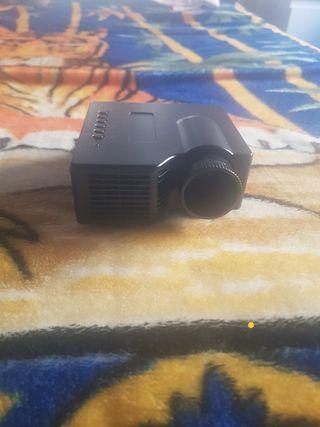 Retroproyector mini modelo LP LED