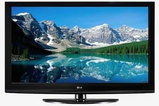 TV HD PLASMA 42 pulgadas LG 42PQ6000