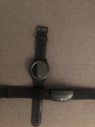 Reloj Garmin Fenix 3 HR Sapphire