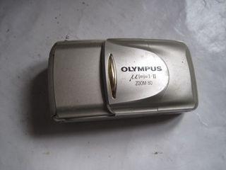 cámara de fotos Olympus Mju-II Zoom 80