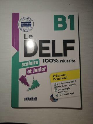 Le DELF B1 scolaire et junior 100% réussite