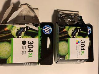 Cartucho tinta original HP 304XL nuevo
