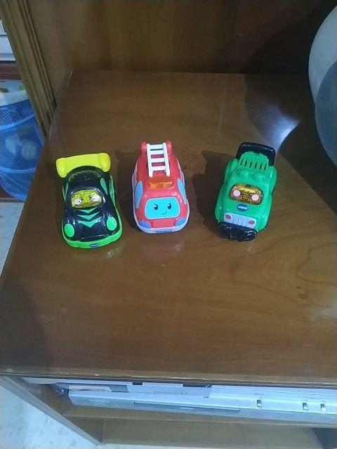 coches con sonido