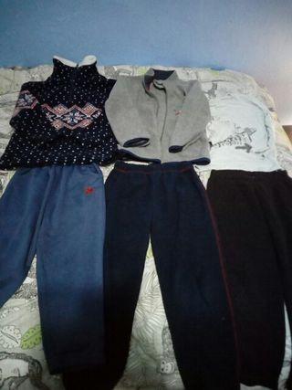 Lote ropa niño 3 años
