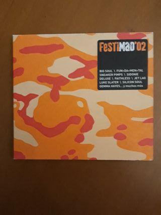 'Festimad'02', Varios artistas