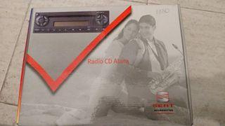 Radio CD Alana de Seat