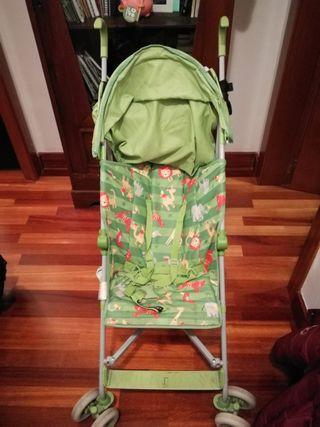 Silla de Paseo Mothercare Jive Verde