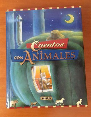 Libro infantil: Cuentos con animales