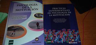 Libro de Psicología de la motivación UNED