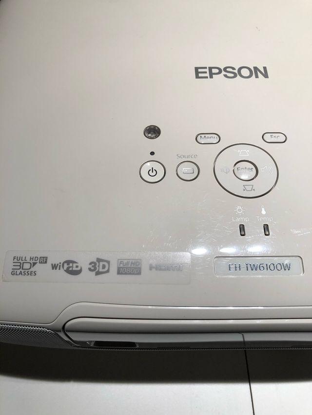 Proyector Epson EH-TW6100