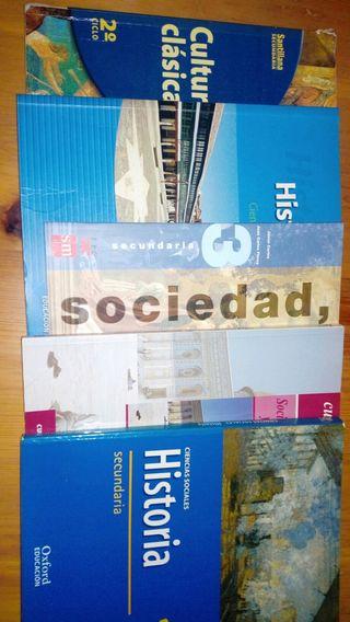 Historia Cultura Sociedad ESO