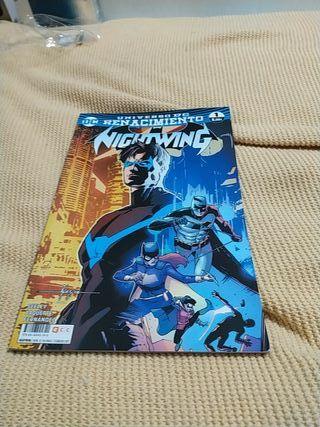 comics de nightwing 1-3