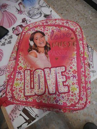 maleta de Violeta