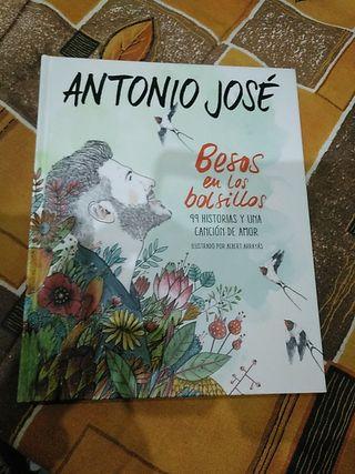 Besos en los bolsillos de Antonio José