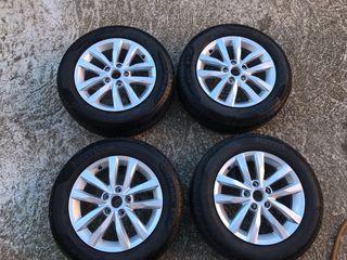 """Llantas Volkswagen 16"""" 5x112 con neumaticos"""