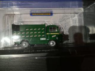 vehículos de reparto y servicio Sava J4 San Miguel