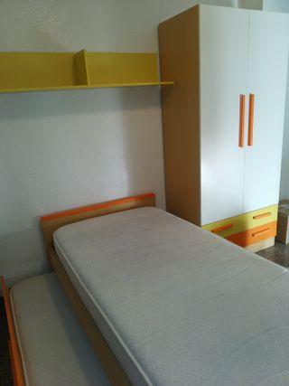 Habitacion dormitorio infantil juvenil