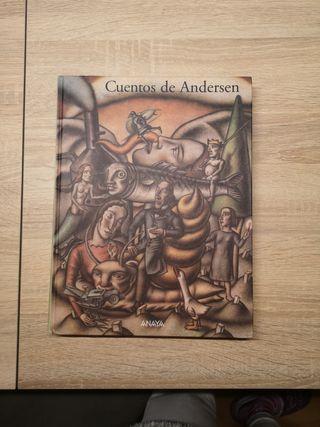 Libro Cuentos de Andersen Anaya