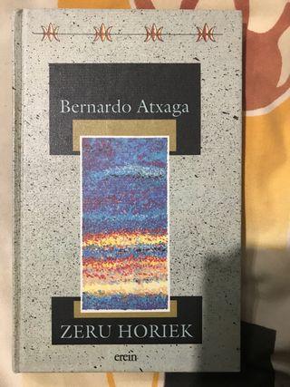 ZERU HORIEK libro