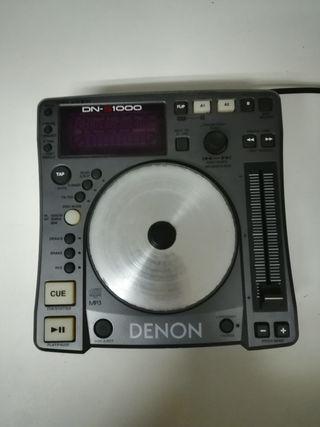 Reproductores cd de dj, DENON DNS-1000