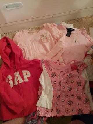 lote de ropa niña 12 meses