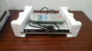 receptor grabador Televisión digital terrestre