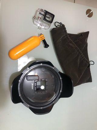 Dome GoPro Hero4 Black/Hero4 Silver/GoPro 3+