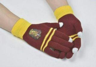 Set bufanda y guantes Harry Potter