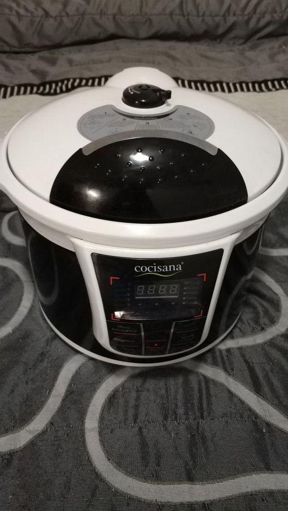 Robot de cocina / Olla programable Cocisana eco