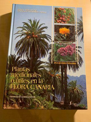 Plantas medicinales o útiles en la flora canaria