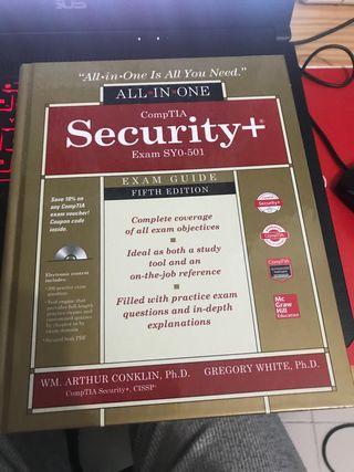 Libro seguridad comptia security +
