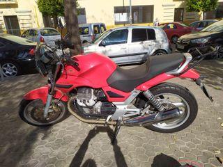 Moto Guzzi Breva STR 750 cambio