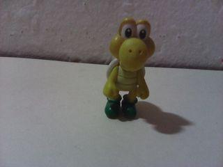 Figura koopa tortuga mario bros