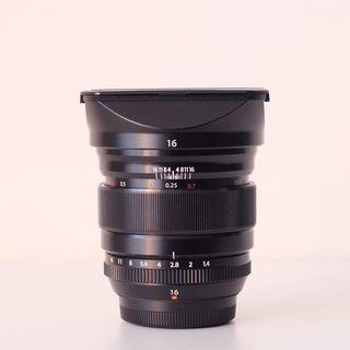 Fujifilm XF 16mm 1.4 R WR