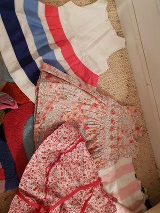 vestidos niña 3-6 meses