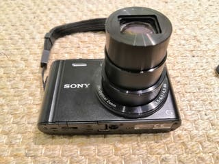 Camara de fotos sony cyber-shot 18.2mp 20x zoom