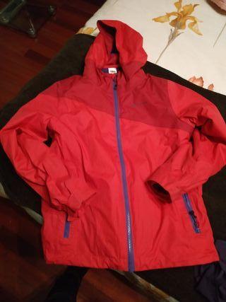 Preciosa chaqueta doble. talla 10