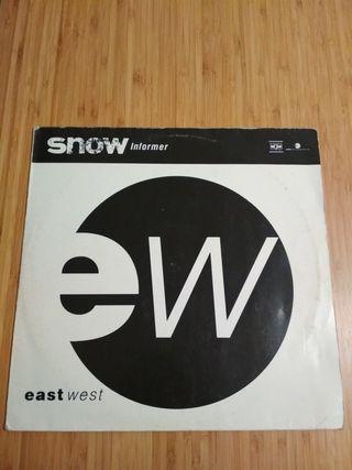"Snow vinilo Informer 12"""