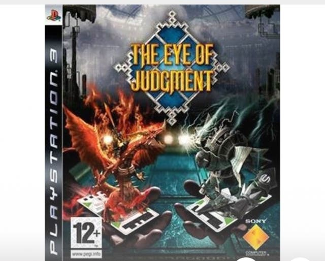 1 juego ps3 the eye of judgment